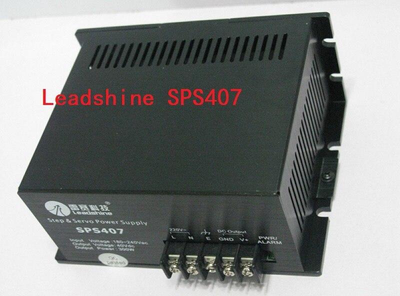 Leadshine SPS407 Ultrakompakte 42 VDC/7A Unregulierten Schaltnetzteil mit 180-250 VAC Eingangs