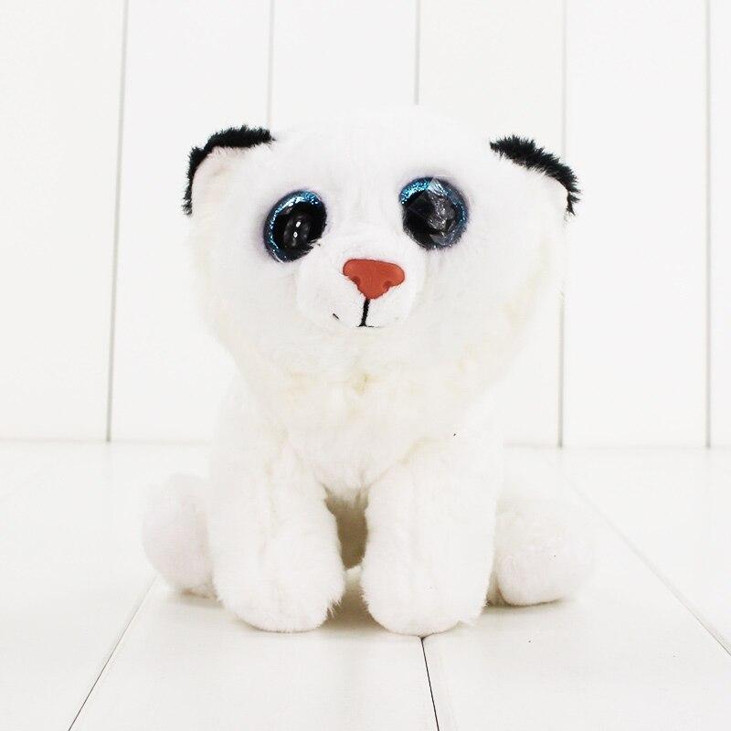 15 см Ty Beanie Боос большие Средства ухода для век плюшевые игрушки куклы белый тигр ty подарок для маленьких детей Коллекция Мягкие плюшевые игр...