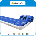Free Shipping 8X2m Inflatable Drop Stitch Inflatable Air Gym Tumble Track For Gymnastic Training