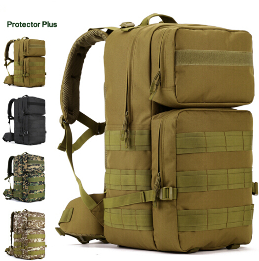 NEW 50L Tactical Military Trekking Hiking Camping Backpack Rucksack Shoulder Bag Camping Hiking new arrival 38l military tactical backpack 500d molle rucksacks outdoor sport camping trekking bag backpacks cl5 0070