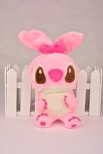 Cute 3D Plush Doll Teddy Bear Stitch Kitty Phone Case for Samsung S3 I9300 S4 I9500 S5 S6 S7 Edge Plus Warm Furry Toy Cover Capa