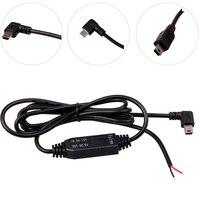 DC 12V To 5V Inverter Converter Micro Mini USB Hard Wired Car Charger For GPS Tablet