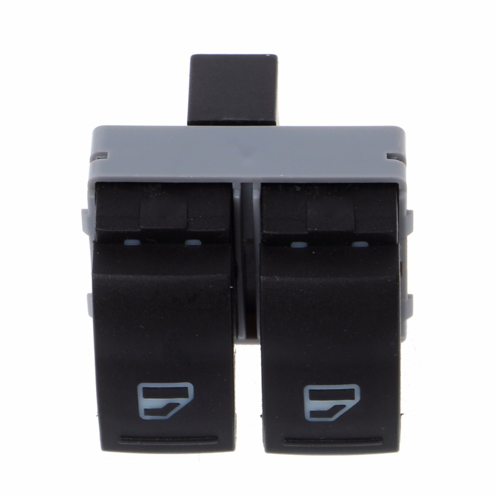 OOTDTY New 7E0959855A Electrical Car Window Lifter Switch Button For VW Transporter T5 T6 Switches