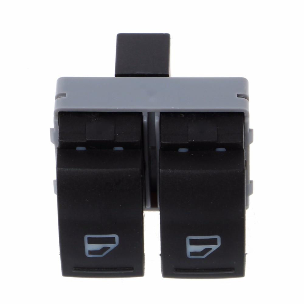 Ootdty novo 7e0959855a elétrica janela do carro levantador botão interruptor para vw transporter t5 t6 switches