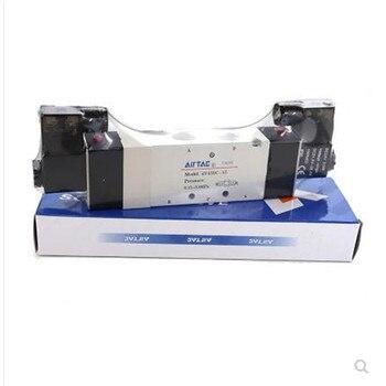 Válvula Solenoide original AIRTAC 4V430C/E/P-15 sello medio de tres vías AC220V/DC24V/4V430-15