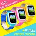 2016 new kid gps smart watch reloj sos dispositivo de localización de llamadas rastreador de Seguros para Niños Anti Perdido Monitor de Bebé Regalo Q80 Q90 Q60
