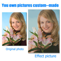 Photos Custom New Make Your Own Diamond Painting Personal Pictures Customized Diamond Embroidery Rhinestones Needlework Crafts