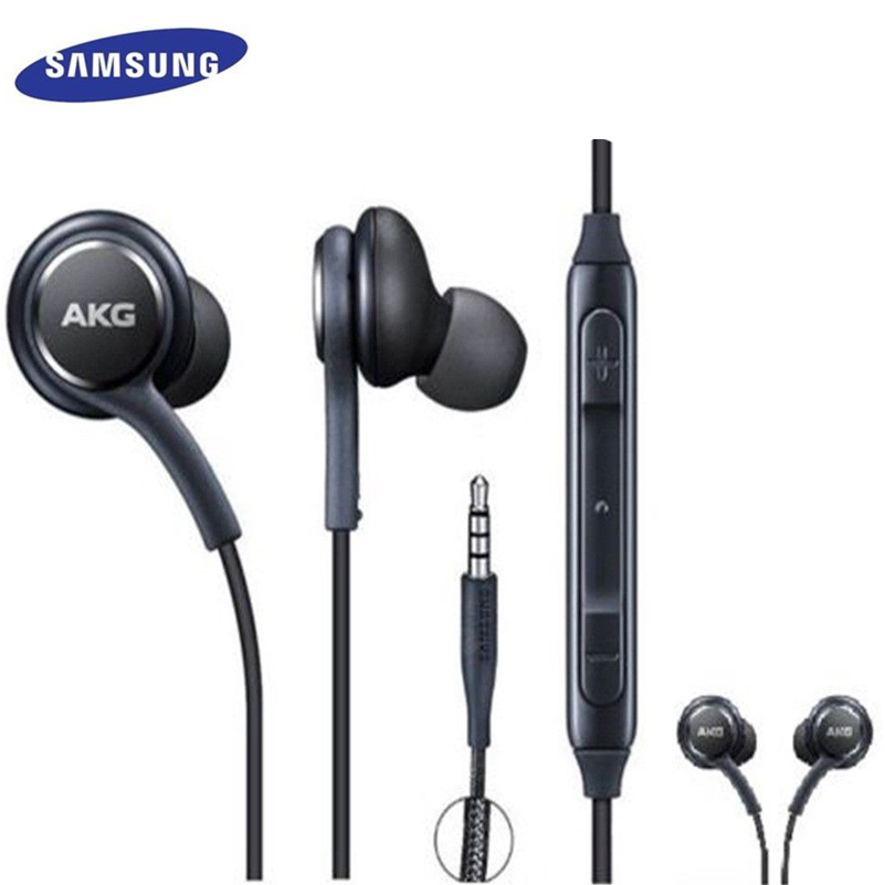 SAMSUNG Earphones Black IG955 3 5mm In ear with Microphone