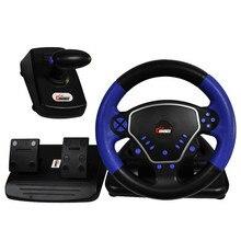 Three in one game steering wheel racing steering wheel High Performance FREE Shipping
