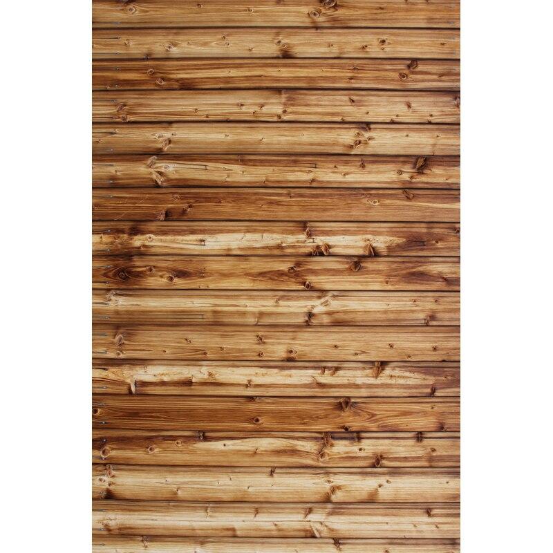 Wood Photography Background Wood Vintage Photo Backdrop Photo Background for Studio Photography Backdrop 5X7ft Floor-558