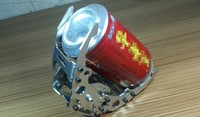 Freeshipping Metal Manipulator Robot Arm Gripper Claw Clip 1 DOF For Robotic Paw Mechanical Arm Diy