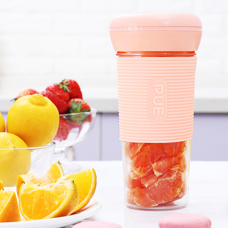 Portable Electric Juicer Fruit Juicer Extractor Machine Juice Cup Multi-function Rechargeable Juice Maker BlenderPortable Electric Juicer Fruit Juicer Extractor Machine Juice Cup Multi-function Rechargeable Juice Maker Blender