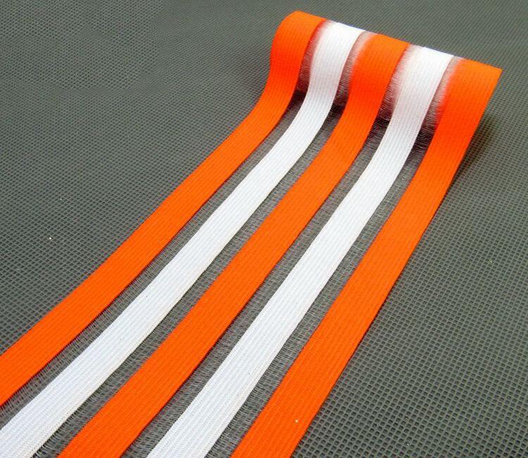 2 метра 9 см модные эластичные ленты кружева ленты пояс ремни резинка DIY девушка платье брюки юбка аксессуары для одежды - Цвет: whiteorange
