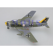 쉬운 모델 37103 1/72 조립 된 모델 규모 f86 완료 모델 비행기 규모 항공기 F 86F 세이버 f86f