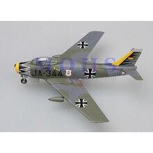 EASY MODEL 37103 1/72 Assemblato Modello Bilancia F86 Finito Modello di Aereo Bilancia Aeromobili F 86F SABRE F86F
