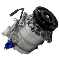AC Condition Compressor for Audi A4 A6 Avant 1.9 Tdi Turbo Diesel Quattro 89879 4B0260805G 4B0260805Q 4471007924 4B0260805M