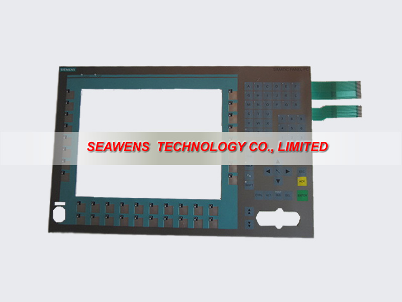 New Membrane keypad 6AV7612-0AB22-0BF0 SIMATIC PANEL PC 670 12 , Membrane switch , simatic HMI keypad , IN STOCK 6av3607 5ca00 0ad0 for simatic hmi op7 keypad 6av3607 5ca00 0ad0 membrane switch simatic hmi keypad in stock