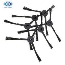 Vacuum Cleaner Accessories Pack For Panda X500 ECOVACS CR120 X600 Side Brush X 6pcs 3Set  Hepa Filter X 4pcs