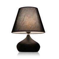 Современные настольные лампы дизайн Кунг Рединг исследование свет Спальня ночные огни абажур домашнего освещения nordic настольная лампа E27 с