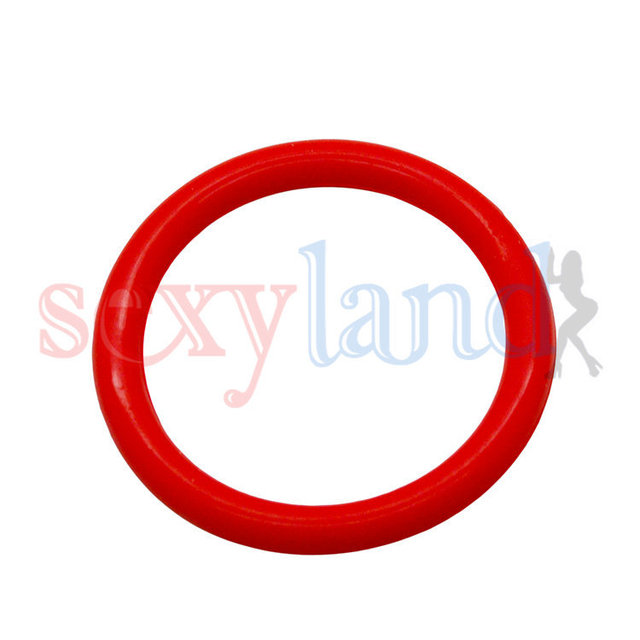 ( 5 Pcs/Lot ) Colorful Stretchy Silicone Cock Rings Set, Male Penis Rings Adult Products Sex Toys