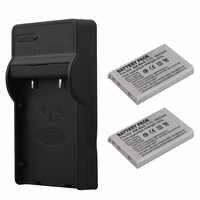 2x1600 m EN-EL5 ENEL5 EL5 Batterie + chargeur USB pour Nikon Coolpix P4 P80 P90 P100 P500 P510 P520 P530 P5000 P5100 5200 7900 P6000