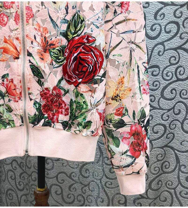 L0162 De Marque Vêtements Design Style Luxe Mode Manteaux Femmes Piste 2019 Vestes Partie Européenne Et rr0Zq6xz