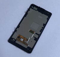 LCD For Sony Z1 Compact LCD Display Touch Screen Digitizer Assembly for Sony Xperia M51W D5503 LCD Z1 Mini LCD Screen Frame