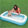 INTEX 57403 166*100*28cm summer play pool swimming pool inflatable pool above ground pool rectangular pool