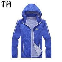 2016 Autumn Hooded Jackets Letter Print Patchwork Zipper Outdoor Jackets Men Windbreaker Jaqueta Masculina 161444