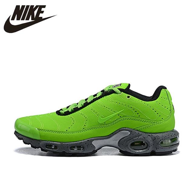 Официальный Оригинальная продукция Nike Air Max Plus Tn Ultra Se Для мужчин дышащие кроссовки обувь спортивная, кроссовки обувь для тренировок на улице 815994-700