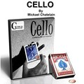 2013 NEW Cello / close-up coin magic trick products /  wholesale / free shipping