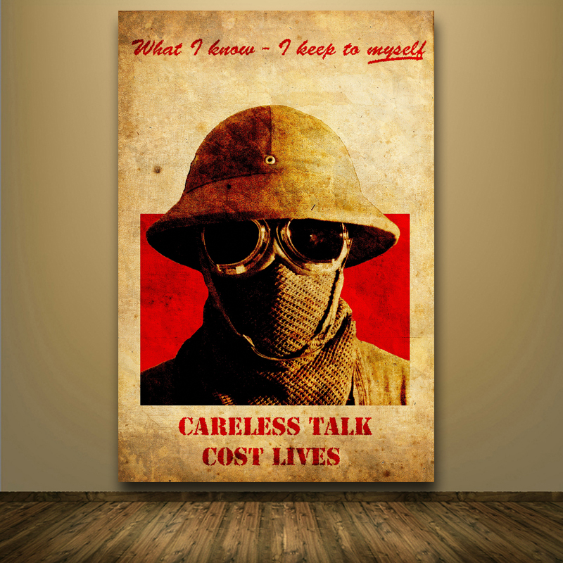Morden Wall Art Star Fallout Timeline Part 2 movie poster