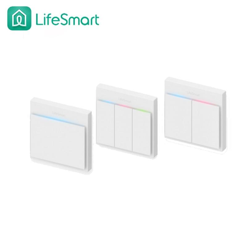 Reino unido tipo lifesmart mezcla streamer smart switch aplicación de teléfono c