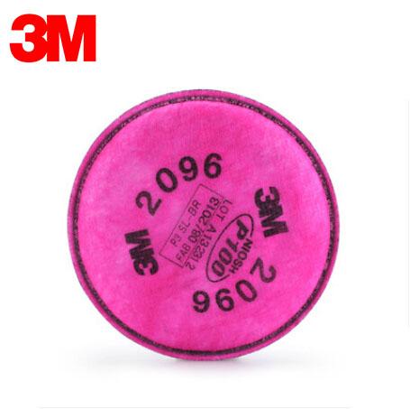 3M 2096 Original Particulate Filter Respiratory Protection, with Nuisance Level Acid Gas Relief Use with 3M Mask LT034 3m 6002 acid gas cartridge respiratory protection niosh approved against certain acid gas cl2 so2 hcl h2s use with 3m mask m848