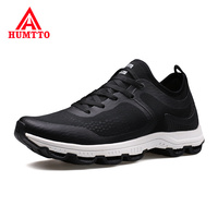 HUMTTUO Light Man Fashion Sneakers Breathable Anti Odor Non slip Mens Trainers Summer Casual Lace up Men's Shoes Size 39 44