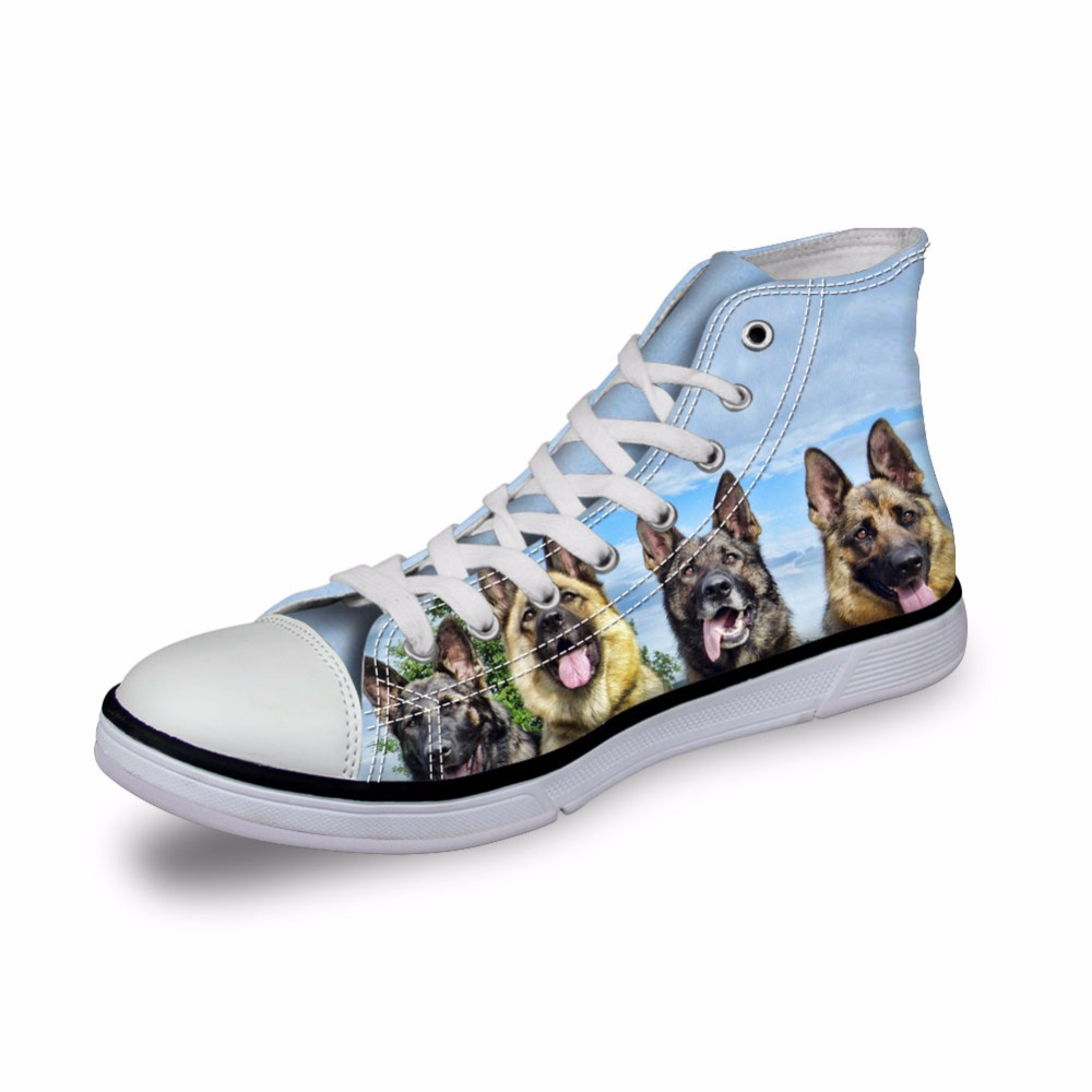 Plat Chiens Vintage Haute 3d ca4746ak Mignon Chaussures Ca4741ak Femmes ca4745ak Top Filles ca4742ak Dames Imprimer Casual akcustomized Noisydesigns Vulcanisé Chats ca4743ak Sneakers Mode ca4744ak wz4AX7q