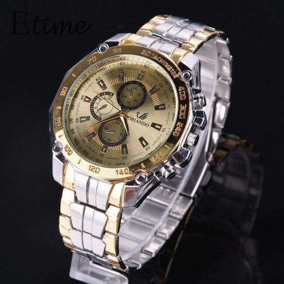 FANALA herrklockor Relogio Masculino Luxury Brand Quartz Watch Full - Herrklockor - Foto 3