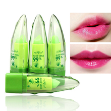 Natural Aloe Vera Lipsticks