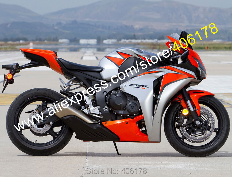 Hot Sales,For Honda Motor Fairing Kits CBR1000RR CBR 1000RR CBR 1000 RR 2008 2009 2010 2011 ABS Fairing Kit (Injection molding) hot sales replacement abs fairings for ducati 1098 848 1198 xerox 2007 2008 2009 2010 2011 abs fairing kits injection molding
