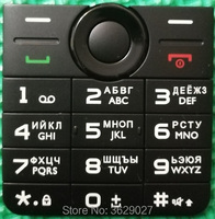 SZWESTTOP Original Russian Keypads For Philips E168 Cellphone Ker Button For Xenium CTE168 Mobile Phone Russian