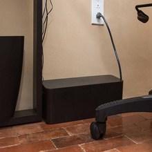 Коробка для управления кабелем 15,7x6,1x5,3 дюймов коробка для управления кабелем Органайзер супер большой кабельный ящик для силовых лент