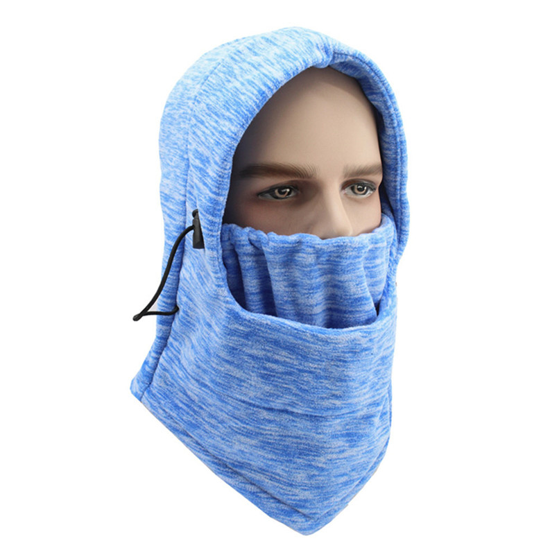 Ski mask Skiing Bibs Outdoor Sports Headgear Warm Scarf Cation Fabric Hat Tactical Mask Cycling Face Mask Bicycle riding cap #2s (4)