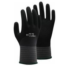 Work Glove 60 Pairs 15 Guage Nylon Spandex With Nitrile Foam 3/4 Dipped Safety Glove work glove 5 pairs nylon spandex with nitrile foam 3 4 dipped safety glove