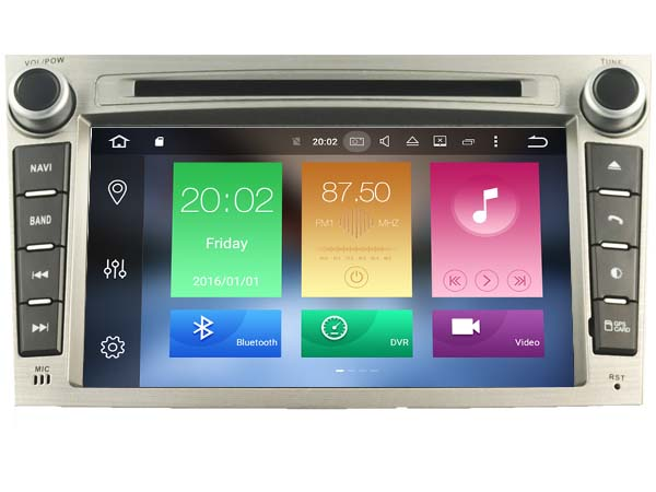 Octa 8 Core Android 6 0 font b CAR b font DVD player FOR SUBARU OUTBACK