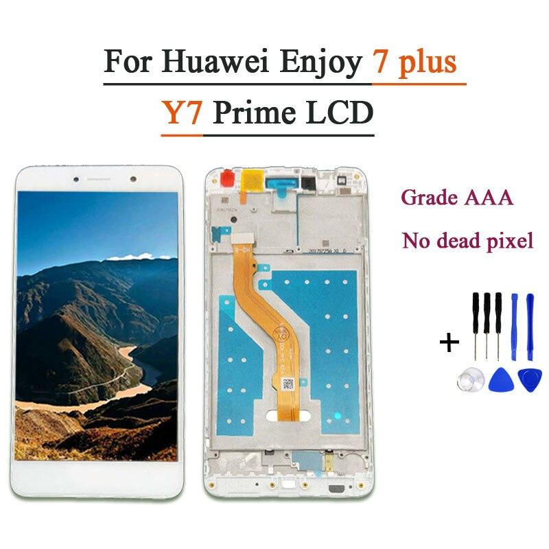 Comprare Per Huawei Y7 Prime 2017 TRT TL00 Nova Lite + TRT LX1 TRT