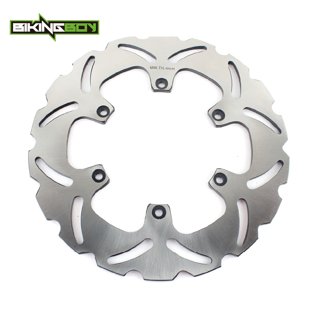 BIKINGBOY Rear Brake Disc Rotor Disk for Benelli CENTURY RACER TRE K 899 TNT CAFE RACER