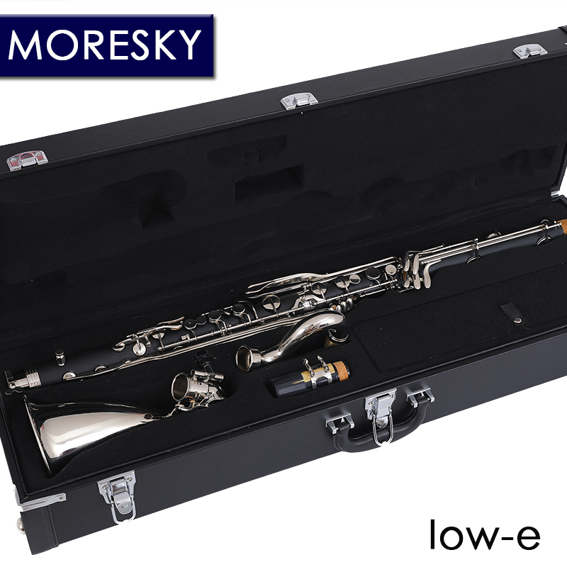 MORESKY clarinette basse clarinette professionnelle Lowc/LOWE air tombant B - 5