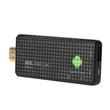 MK809 IV Android 5.1 TV Dongle RK3229 Quad-Core 1G/8G 4K TV Stick PC Miracast/DLNA WiFi Smart Media Player