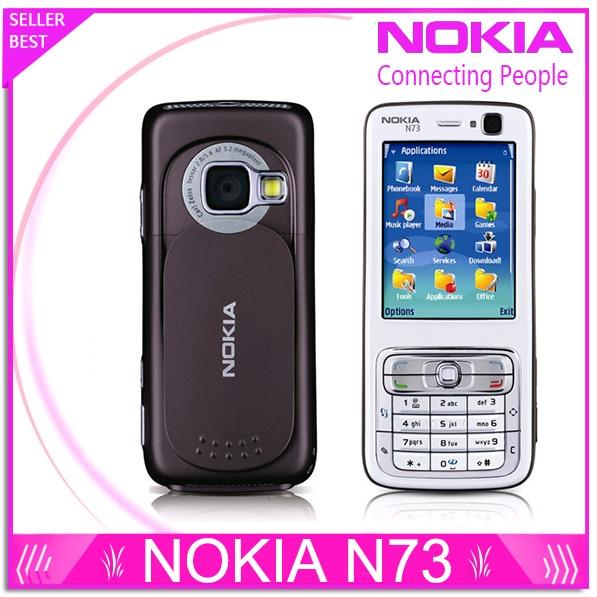 Refurbished Unlocked Nokia N73 s