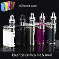 Original eleaf istick kit de pico con 75 w mod 1 unid pico de silicona para istick 75 w mod kit de cigarrillo electrónico